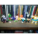 Lote De 6 Muñecos Looney Tunes Coleccion Pepsi Band