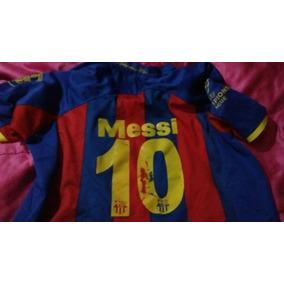 d4aa1cba77c19 Playera Barcelona Messi Original en Guanajuato en Mercado Libre México