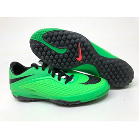 Tenis Nike Hypervenom Football Verdes 28.5 Seminuevos