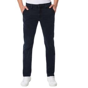 Calça Masculina Calvin Klein Jeans Esporte Fino Sarja Mainho