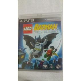 Lego Batman 1 Ps3 Lacrado