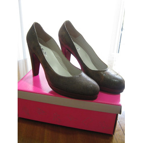 Zapatos Mujer Perugia Nuevos 39