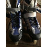 Patines Rollers Skype Muy Poco Uso !!