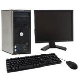 Computadora Completa Core2duo + Monitor 17 + Windows 7