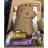Guantelete Infinito Avengers Infinity War Thanos