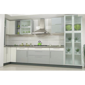 Modelos De Cocinas Empotradas Modernas - Amoblamientos de Cocina en ...