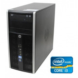 Equipo Hp Core I3 3.1ghz, 4gb, 320gb, Dvd, Win 7 Pro