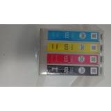 Pack De 4 Cartuchos 1 Bk 132,cmy 133 (1 De Cada Color) Epson