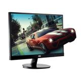 Monitor Led Gamer Aoc 27 Full Hd 2 Hdmi + Regalo