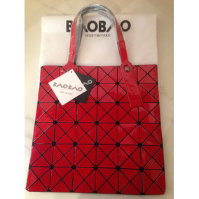 Cartera Importada Bao Bao Shopping Bag 34x34 Cm. Pu