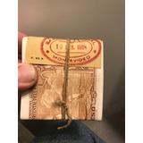 100 Billetes De 1 Pesos De Uruguay De 1939