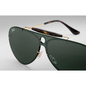 Óculos De Sol Ray Ban Blaze Shooter Rb3581n Rayban Caçador 1b69f790f1