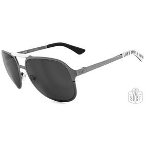 65f45bcb8e2e0 Óculos De Sol Masculino Feminino Reef Kami Preto branco + Nf