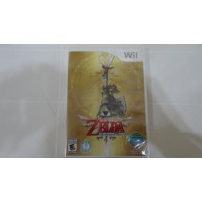 Legend Of Zelda Skyward Sword - Wii - Lacrado!