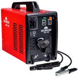 Maquina De Solda Eletrica 150a Worker Ms150 Bivolt