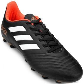 Chuteira Adidas Predator 18.4 Campo - Chuteiras Adidas de Campo para ... 36dd957781365