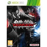 Tekken Tag Tournament 2 Xbox 360 No Pagar Envío