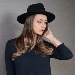 Chapeu Fedora Aba Reta Feminino - Acessórios da Moda no Mercado ... 418af73bb64
