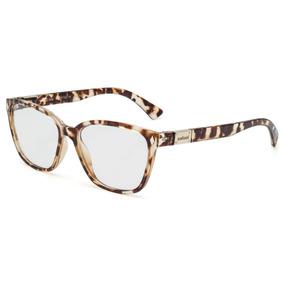 fc9b2fb62bf31 Armação Oculos Grau Colcci Amy C6077b2754 Bege Demi Brilho
