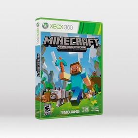 Minecraft Xbox 360 Edition - Original Novo - Em Português