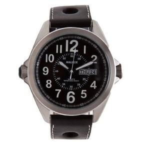 a9ce587b122ac Relógio Nautica Pulseira De Couro Masculino - Relógio Magnum em São ...