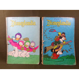 2 Comic Disney Antiguos ( N230)