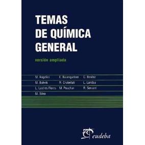 Temas De Química General