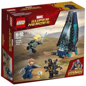 Lego Super Héroes Avengers