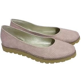 Zapatos De Mujer Chatitas Balerinas Nuevas Talles Grandes
