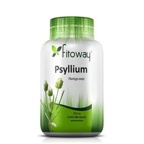 Psyllium Fitoway - 60 Cápsulas