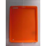 Protector Silicon Ipod 3 Naranja