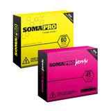 Combo Somapro 60 Caps + Somapro Woman 45 Caps - Iridium Labs