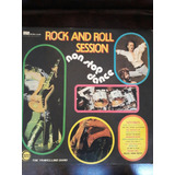 Disco De Vinilo Rock And Roll Session