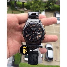42341dfe992 Relógio Empório Armani Ar1410 Ceramica Preto - Relógios De Pulso no ...