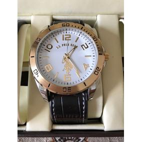 47fb0305d0f Relógio U.s. Polo Assn. Original Pulseira Cor Prata - Relógios De ...