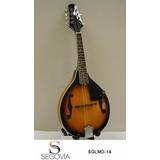 Mandolina Profesional Segovia Sglmd-14 Confirmar Existenc -