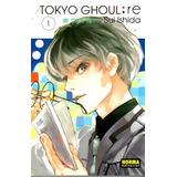 Tokyo Ghoul:re Vol 1 / Sui Ishida / Editorial Norma