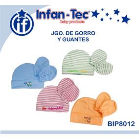 Set Gorrito Y Mitones Coloridos - Bebés Y Niños