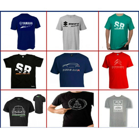 Camiseta Solo Rally - T Shirt Manga Corta - Rally