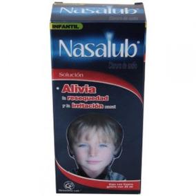 Nasalub Infantil Nebulizador 30ml
