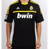 Real Madrid 2011 Uniforme 2 Higuain Importada Oficial no Mercado ... d033e7b2b7815