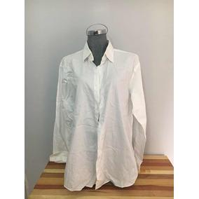 Camisa Formal Blanca Para Mujer