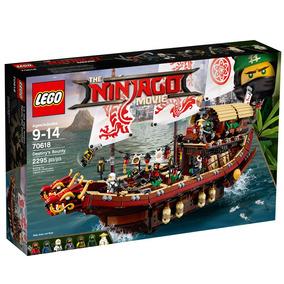 Lego Lego Ninjago - Navio Recompensa Do Destino