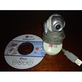 driver camera lg webpro2