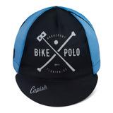 Boné De Ciclismo Cap Torneio Sulamericano De Bike Polo b89c2d701bc