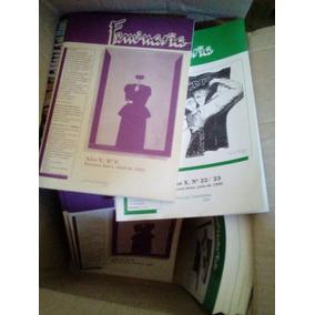 Revistas Feminaria - Lote - Nuevas