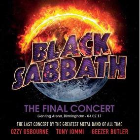 Black Sabbath - The Final Concert - Duplo Cd - Importado!