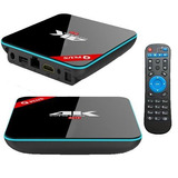 Peliculas Futbol Smart Tv Box Android 7.1.1 3gb Ram 32gb Rom