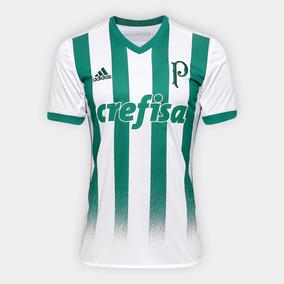 695b3e5352755 Camisa Palmeiras Ii 17 18 S nº Torcedor adidas Masculina