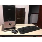 Pc Escritorio Amd Athlon 1.6ghz 4gb Ram 160gb Hdd